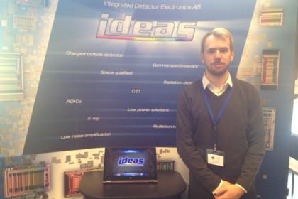 IDEAS at the 7th European CubeSat Symposium
