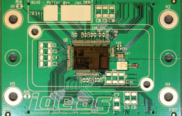 IDE8410 NIRCA Prototype