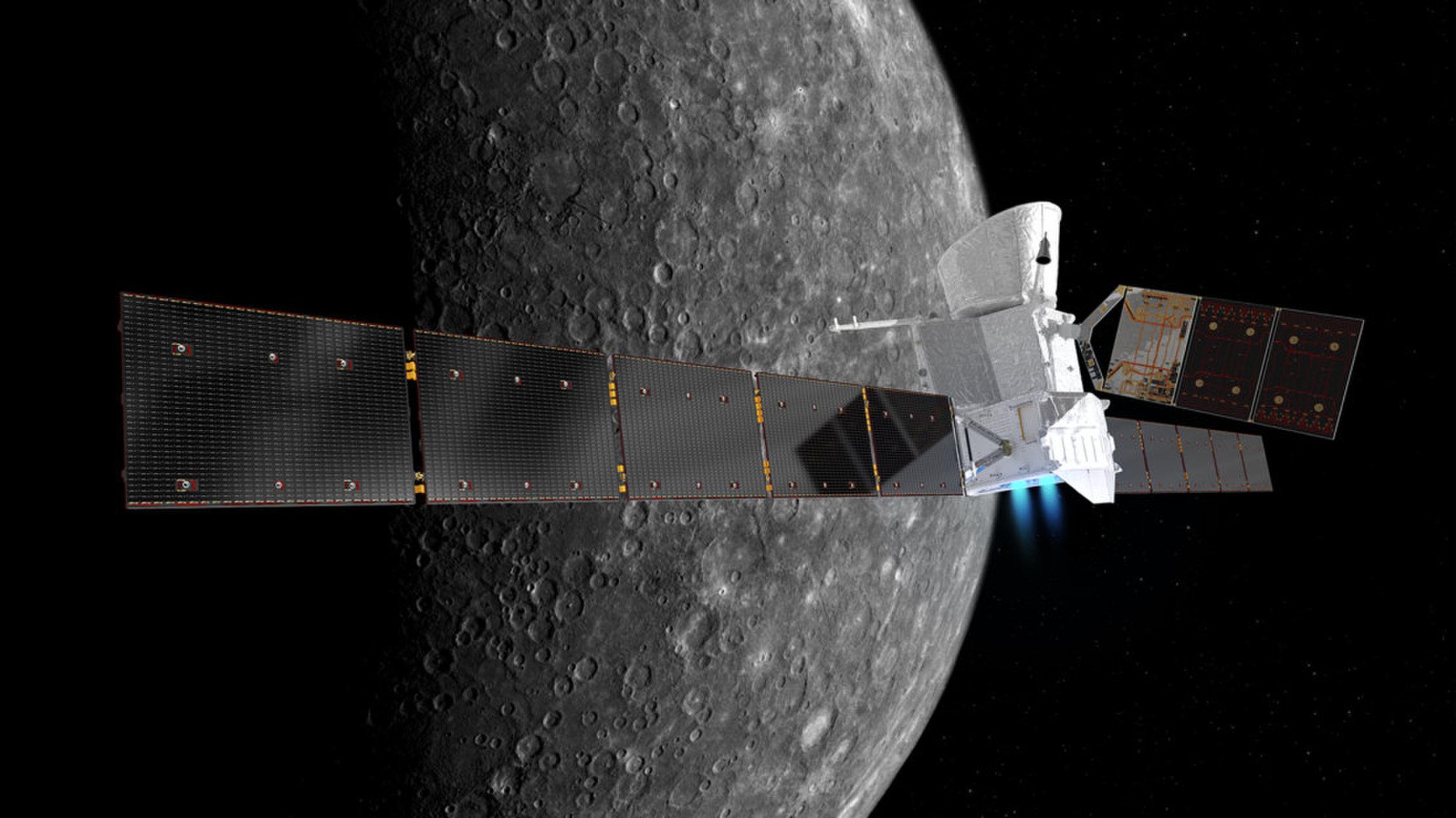 messenger spacecraft discoveries - 980×620